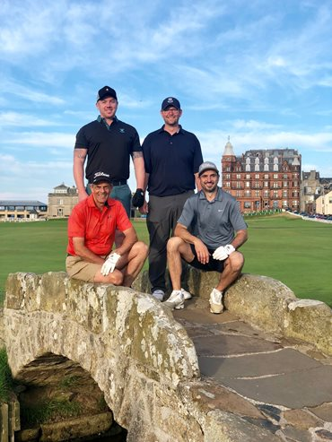 Write Your Own History - St Andrews Links :: The Home of Golf